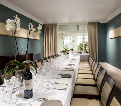 The Swan Southwold - Private Dining Room